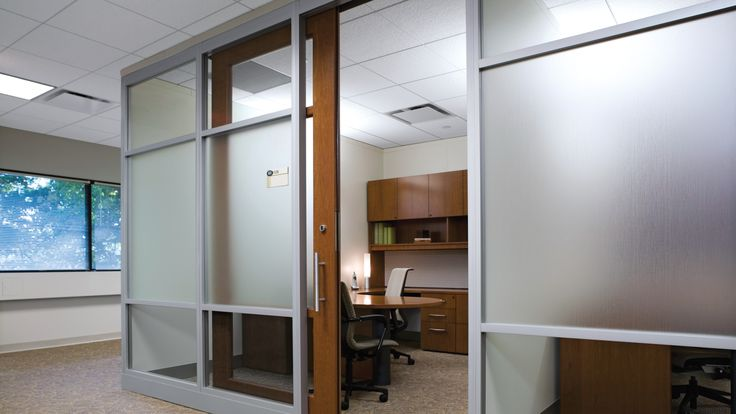 Steelcase Privacy Wall