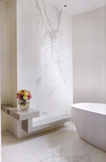 a4b54f189b4dc418409d490f1e5cb769.jpg 366×558 pixels . . . wall wrapped with stone seat/table
