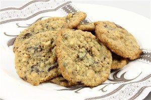 Amerikanske småkager/cookies 4