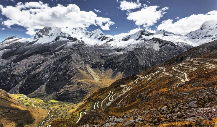 paso portachuelo 5,000 msnm Huascaran National Park peru by juan gabaldon on 500px