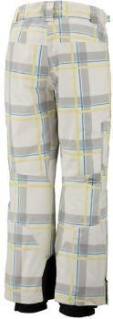 $107 Pantalón de hombre Columbia - polaina interna - cintura lengüetas ajustables