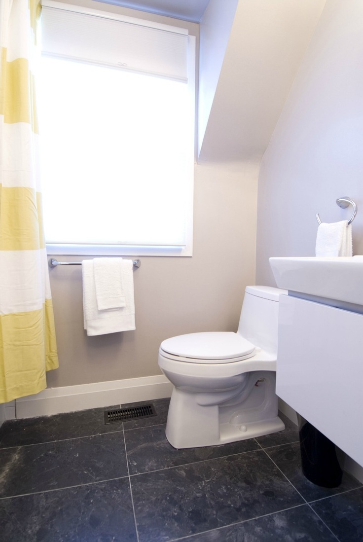 Revamped Upstairs Bathroom Income Property