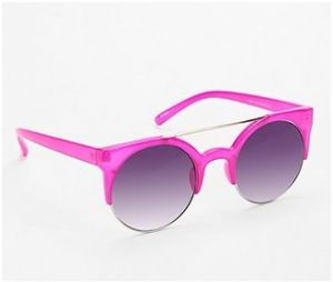 Although we are experiencing April showers, we hope May brings lots of flowers…and sunshine! With sun comes the need of sunglasses, better known as sunniest!