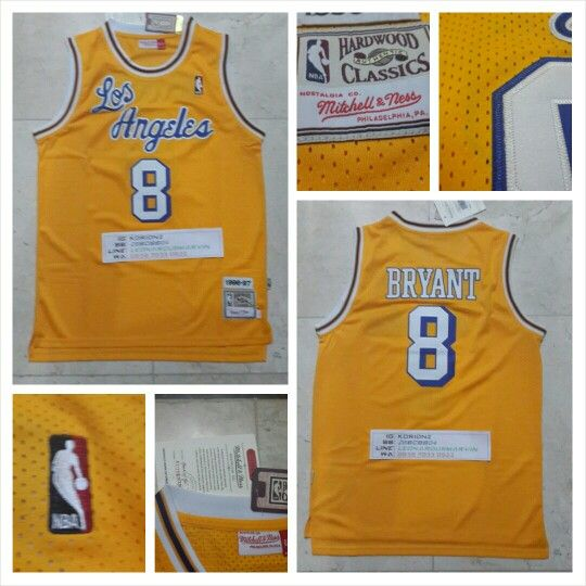 READY STOCK ! READY STOCK!!  JERSEY BASKETBALL NBA LOS ANGELES LAKERS  KOBE BRYANT #8  SWINGMAN REVO30 FOR SALE  Interested?  Follow us @korionz  Contact us! BB 28BCBB04 LINE Leonardusmarvin Whatsapp +62-838-7033-0922