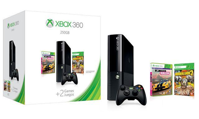 Xbox 360 Spring Value Bundle www.dapperguide.com ($250) #tech #gadgets #gaming #xbox #xbox360 #bundle #forza #borderlands2 #dapperguide #gear #consoles