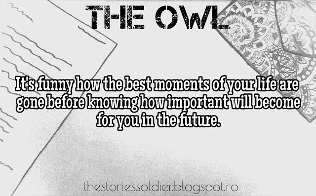 The Owl: 10 things to do before college