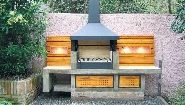 17 best images about carnes asadas on pinterest wood for Asadores de carne para jardin