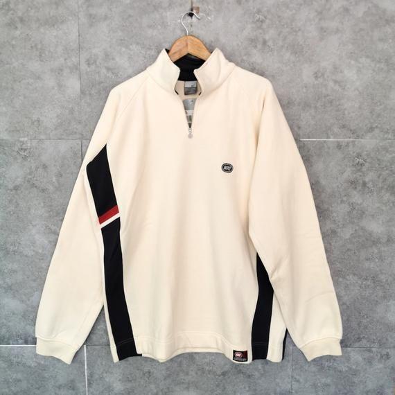 Rare Nike Vintage Troyer Sweater 80s 90s Nike Oregon Sweatshirt Half Zip Size Xxl Oldschool Streetwear New With Label In 2020 Vintage Nike Athletic Jacket Sweatshirts