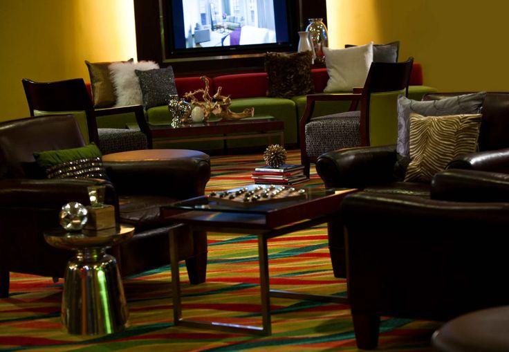 Lobby Seating Area Renaissance Nashville Hotel   TN 37203