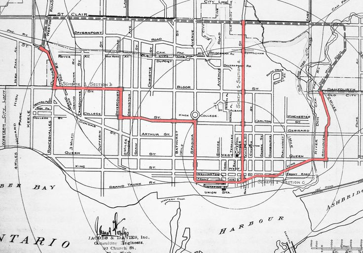 If you believe in the multiversetheory, somewhere out there in another reality there's a Toronto transit system that covers the city like a grid w...