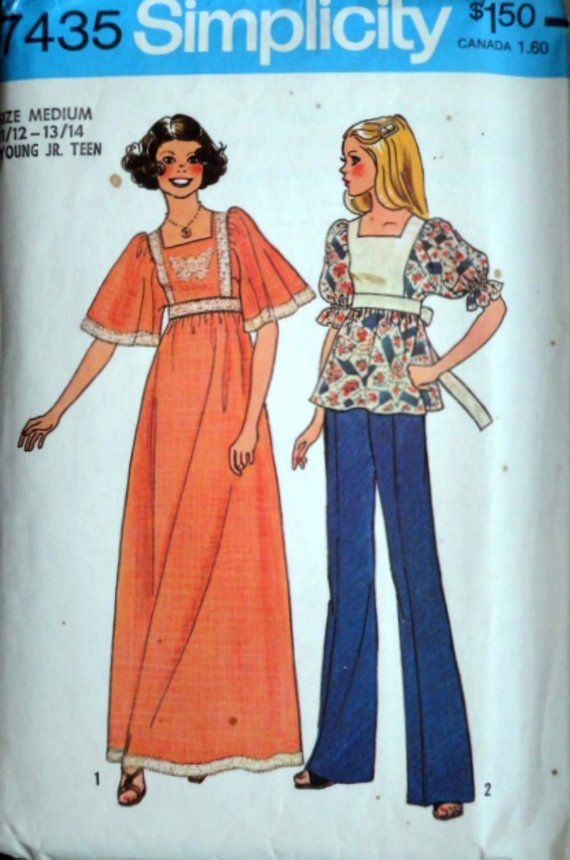 Pin On 70 S Sewing Patterns
