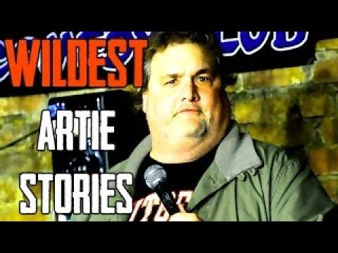 Artie Lange - top WILDEST stories - from Howard Stern and beyond! - YouTube
