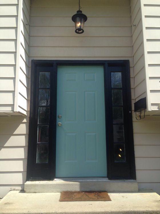 1000 images about fabulous front door colors on pinterest - Benjamin moore regal select exterior ...