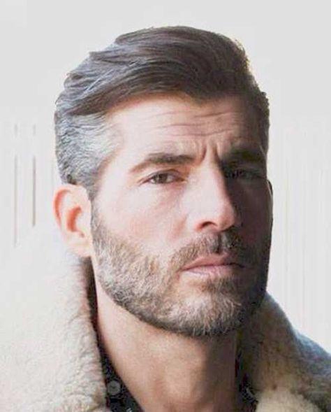 Barbas para 2018. Macho Moda - Blog de Moda Masculina: Os Estilos de Barba para 2018 - Tendências em Barba. Tendências em barbas, Barbas, Barba 2018. medium stubble, barba por fazer