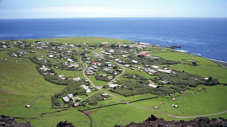 É assim que se vive na ilha mais remota do mundo (de nome português)
