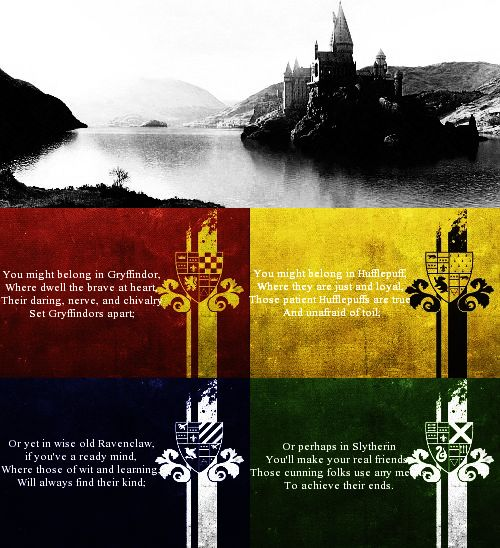 Which Hogwarts How Do You Belong To: Houses Of Hogwarts: Ravenclaw All The Way!