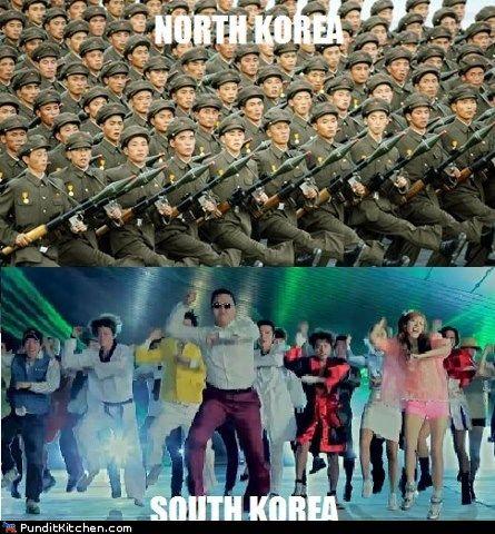 Pundit Kitchen: Pyongyang Style #gangnam