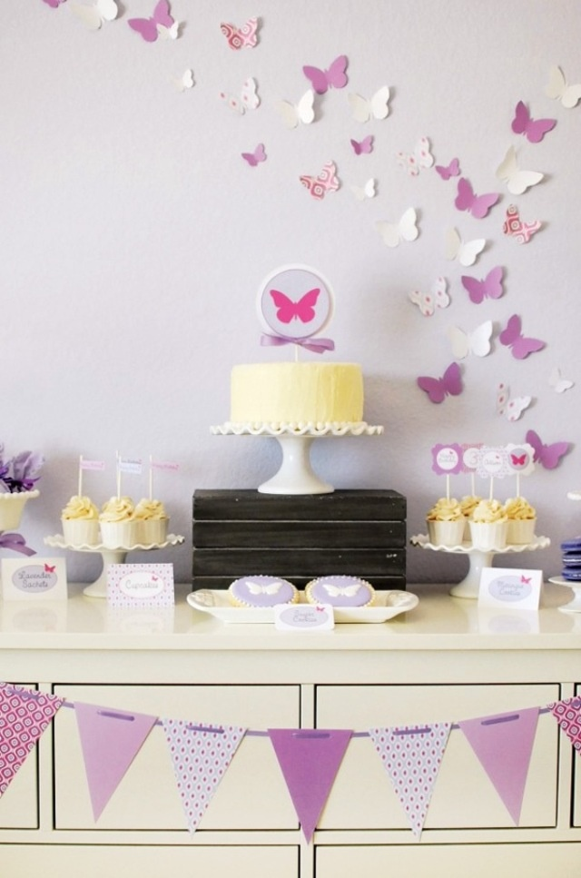 Butterfly theme 2