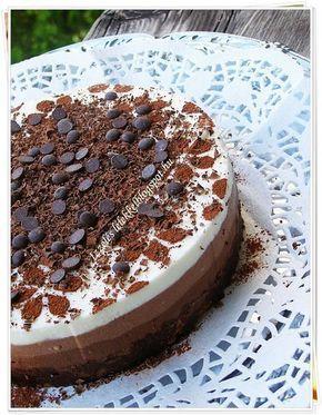 Csokitorta sütés nélkül (kávésan is jó)