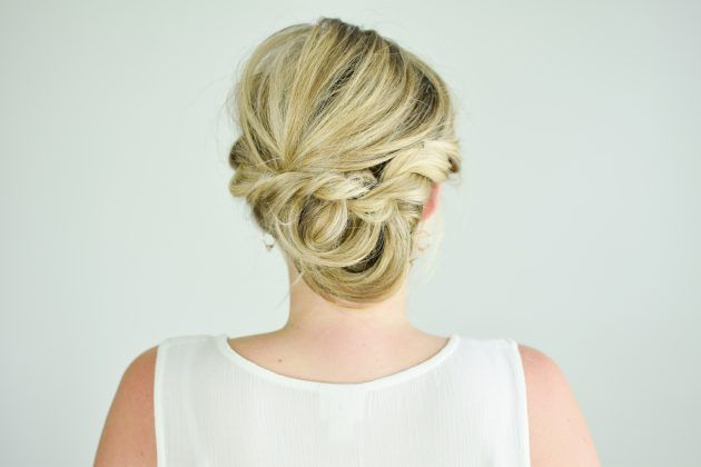 Looped and Twisted Hair Tutorial