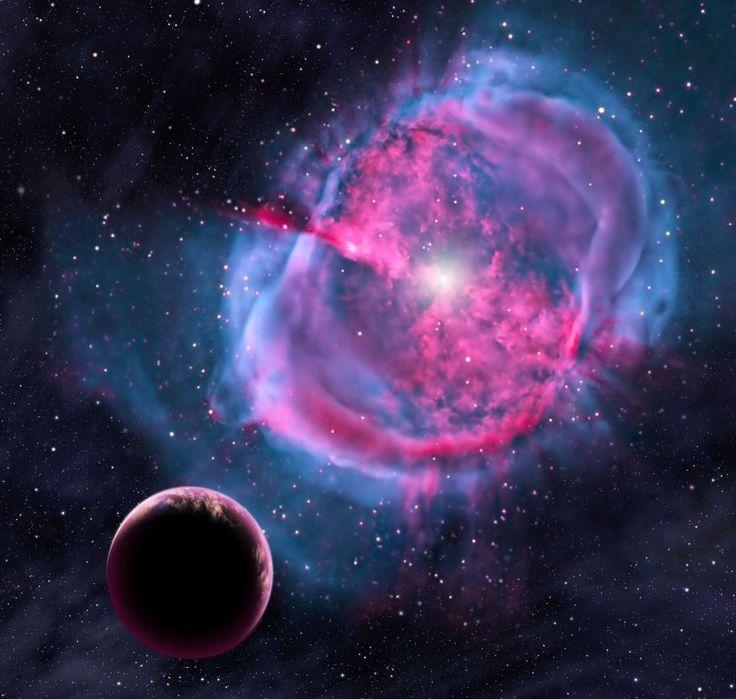 Gibt es Leben fern unserer Erde? Forscher haben im Weltall gleich acht neue Planeten aufgespürt, die der Erde ähneln. Zwei scheinen besonders geeignet für außerirdisches Leben.