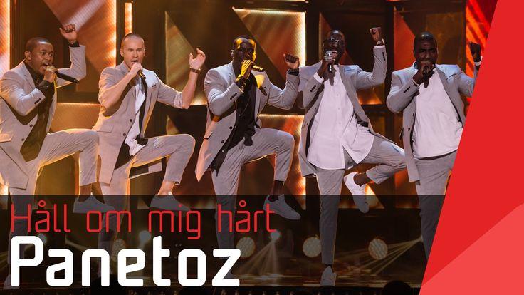 Panetoz – Håll om mig hårt   Melodifestivalen 2016