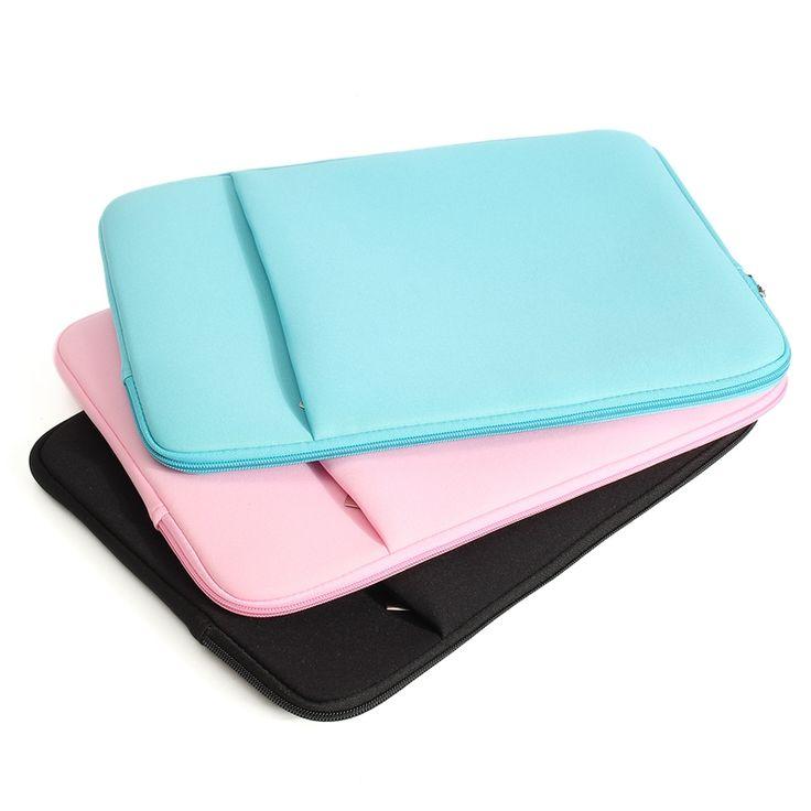 Universal Laptop Bag For Macbook Air Pro Retina Case Cover For Macbook Pro 15 Case 11 12 14 15.6 Notebook Bag Sleeve Case