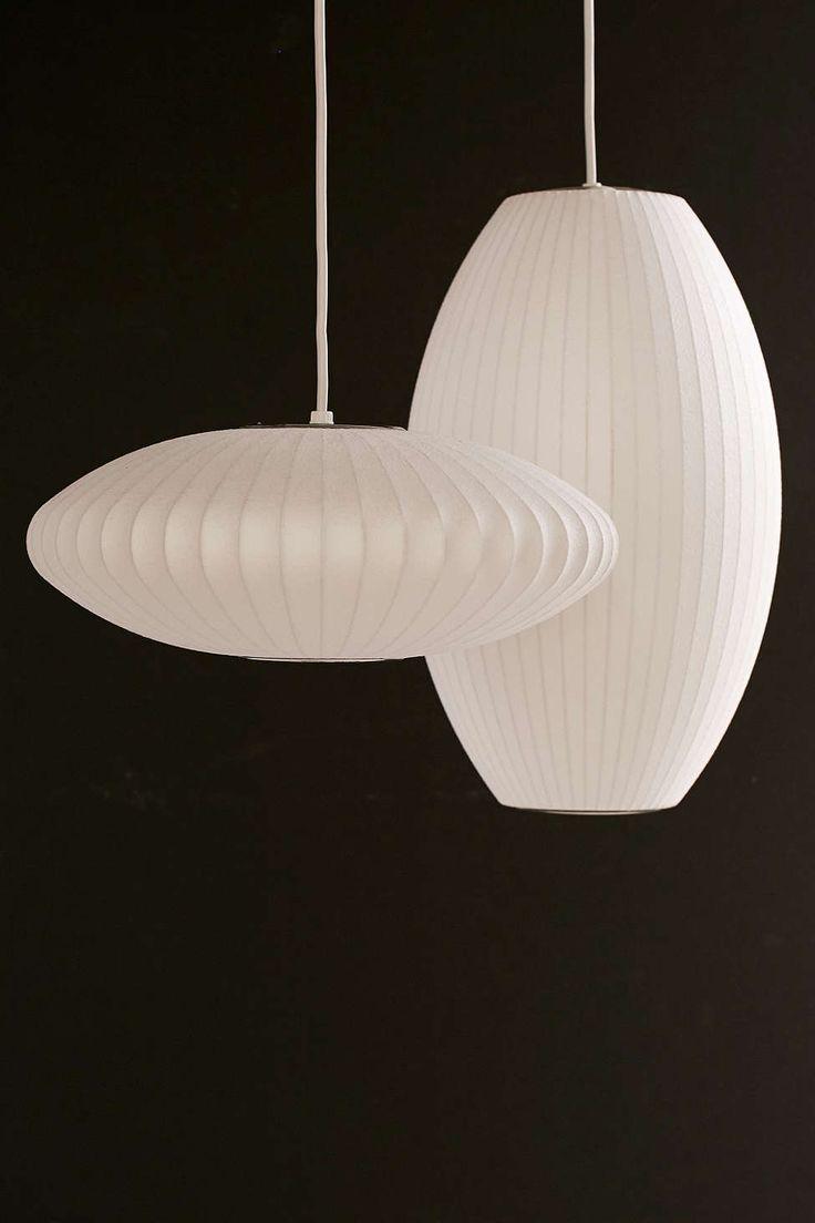 George Nelson Saucer Pendant Light