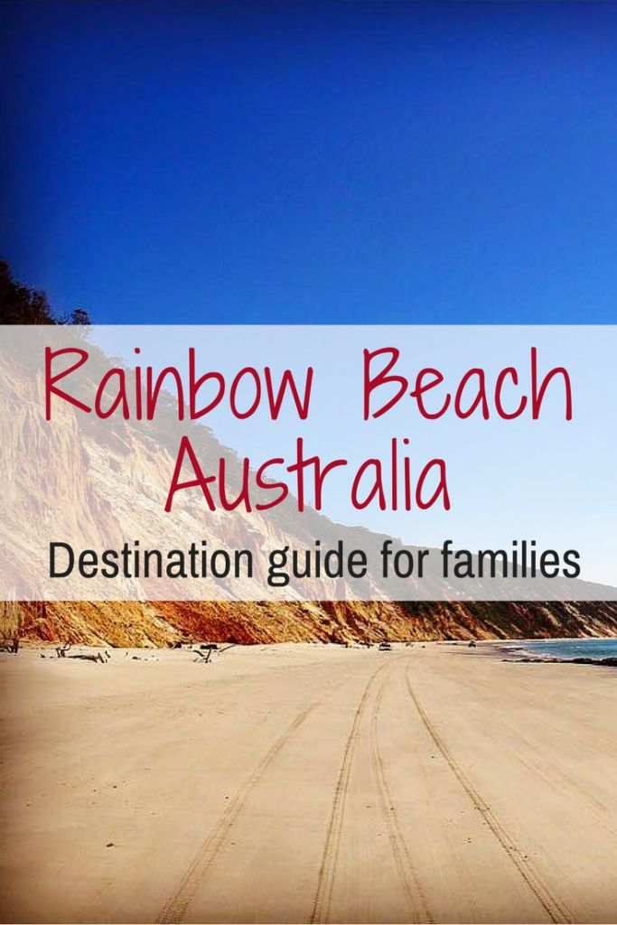 Are you visiting southern Queensland and looking for a stunning beach away from the crowds? You'll never want to leave Rainbow Beach.
