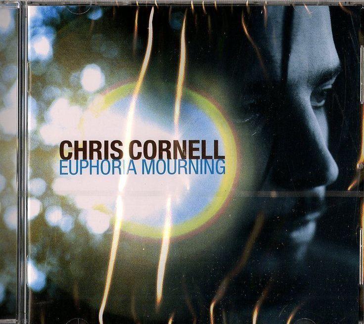 CORNELL CHRIS - EUPHORIA MOURNING  -  CD  NUOVO SIGILLATO