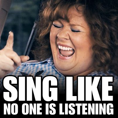 Diana always belts those high notes.  Can't wait to see Identity Thief!!