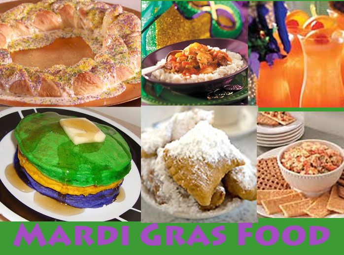 Taste of home mardi gras king cake recipe