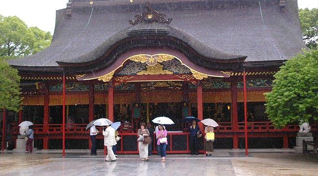 Japan's Rainy Season (Tsuyu or Baiyu)