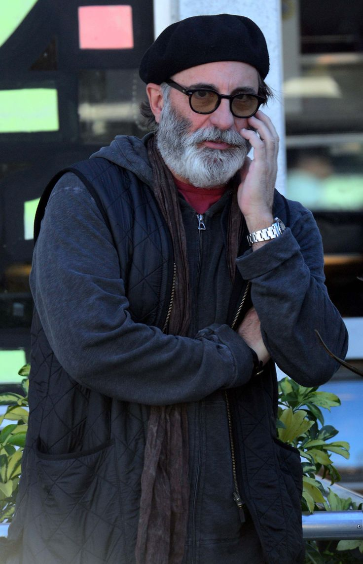 Andy Garcia Looks Homeless With Bushy Beard They Clearly