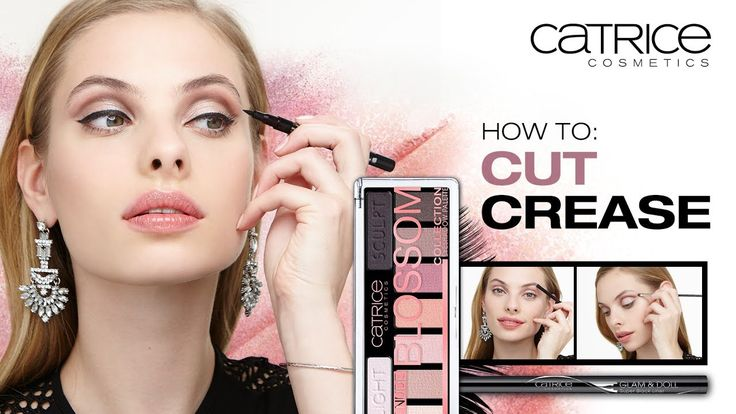 How to: Cut Crease – CATRICE Make up Tutorial