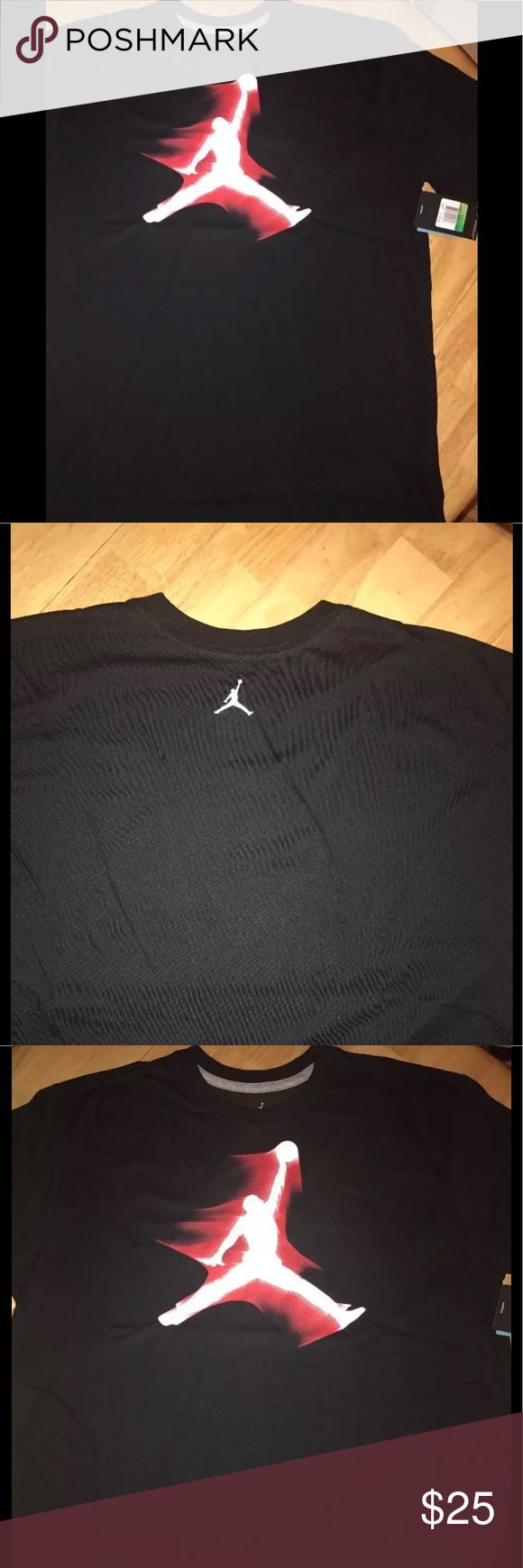 Men's Air Jordan tee new with tags New with tags Air Jordan Shirts Tees - Short Sleeve