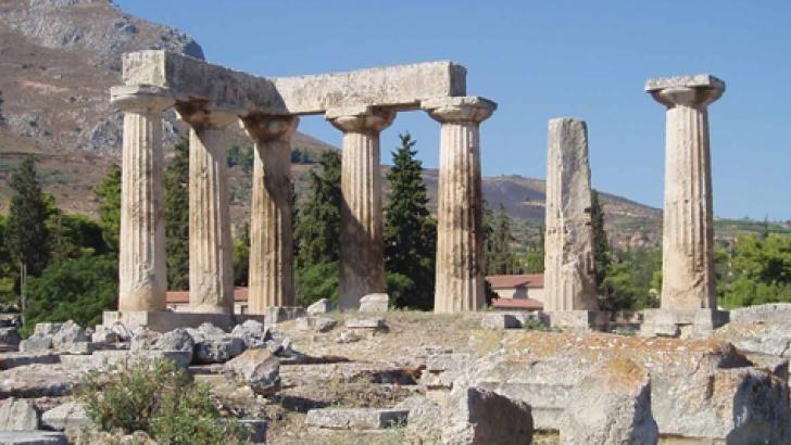 ΦΑΝΤΑΣΤΙΚΟ !!! ΔΕΙΤΕ ΣΕ ΤΡΙΣΔΙΑΣΤΑΤΗ ΠΑΡΟΥΣΙΑΣΗ ΠΩΣ ΉΤΑΝ Η ΑΡΧΑΙΑ ΚΟΡΙΝΘΟΣ ΤΟ 2ο Μ.Χ ΑΙΩΝΑ | sfedona.gr