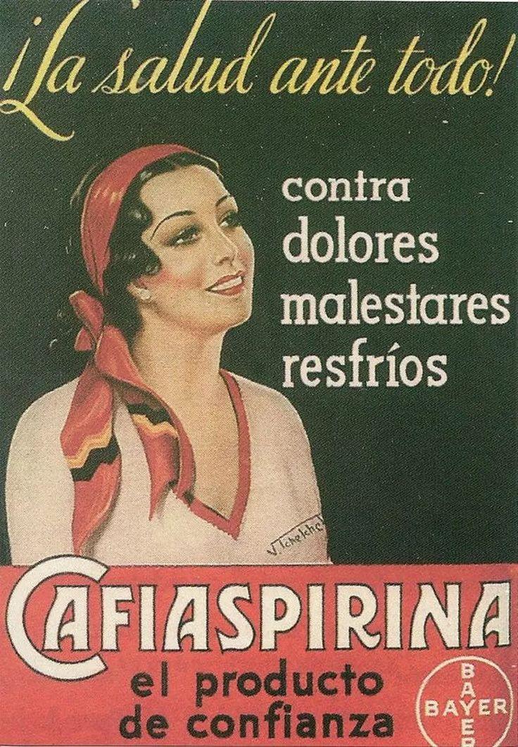 Carteles publicitarios antiguos 126 pinterest - Carteles publicitarios antiguos ...