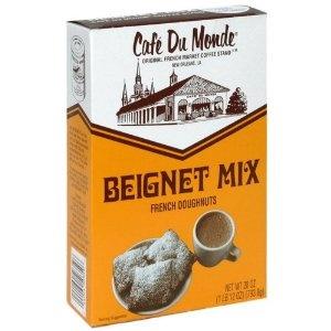 Beignet Mix.  Sinful.