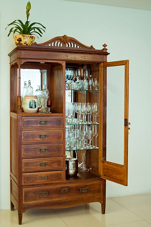 cristaleiras de madeira - Pesquisa Google