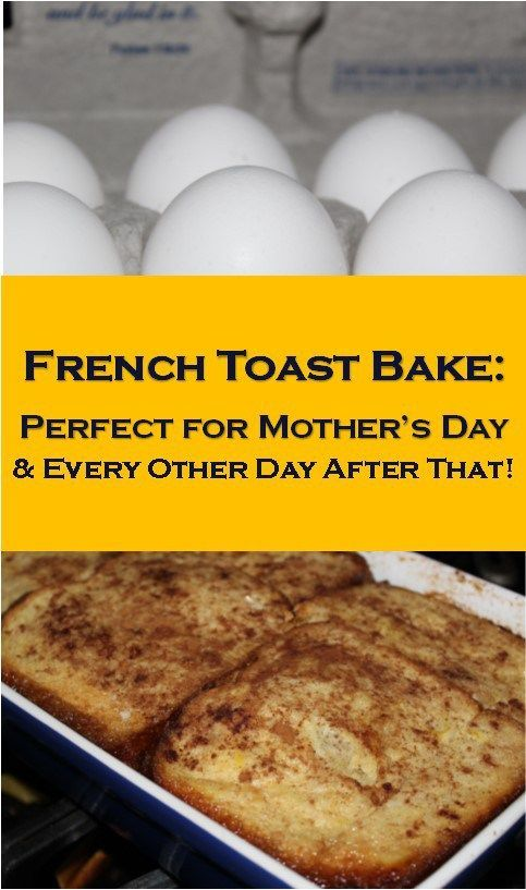 The Most Delectable Brunch Idea Ever!!  Great Father''s Day Breakfast Idea, Father's Day Gift Idea, Easy Breakfast, Cheap Breakfast