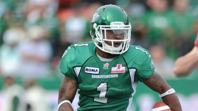 Catching up with Kory Sheets | Saskatchewan Roughriders