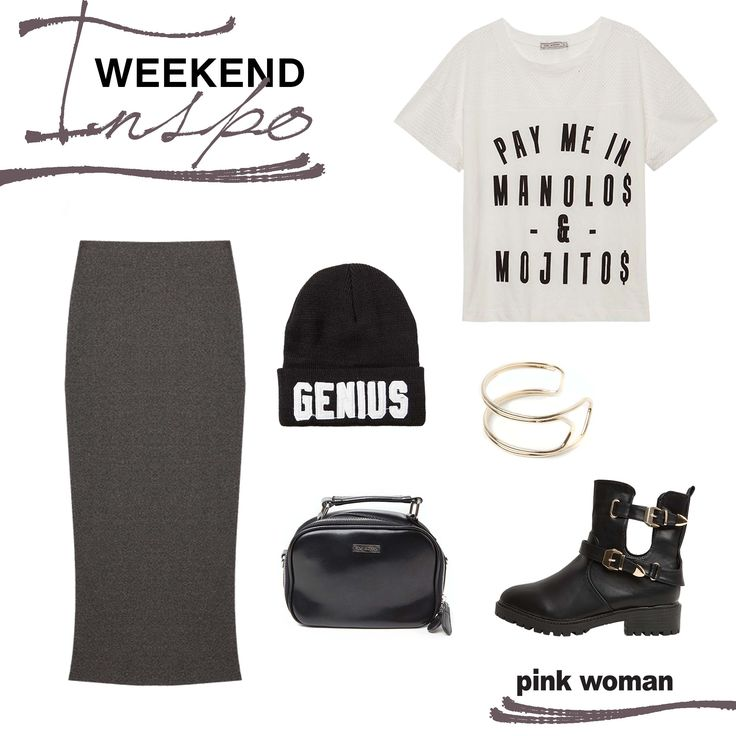 Get your weekend inspo only at Pink Woman! Shop at www.pinkwoman-fashion.com or visit one of our Stores!!