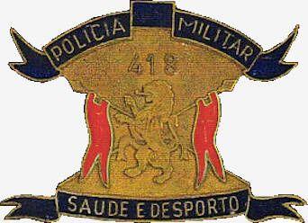 Companhia de Polícia Militar 418 Angola 1963/1965