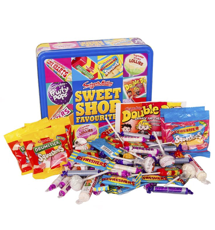 Men S Swizzels Refreshers Socks And Sweets Set Tin Gifts