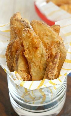 Copycat KFC Crispy Potato Wedges Recipe