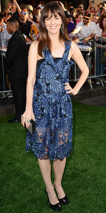 Rosemarie DeWitt - Look of the Day - InStyle