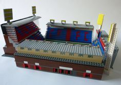 See amazing Lego versions of Anfield, Highbury, Goodison Park and more Premier…