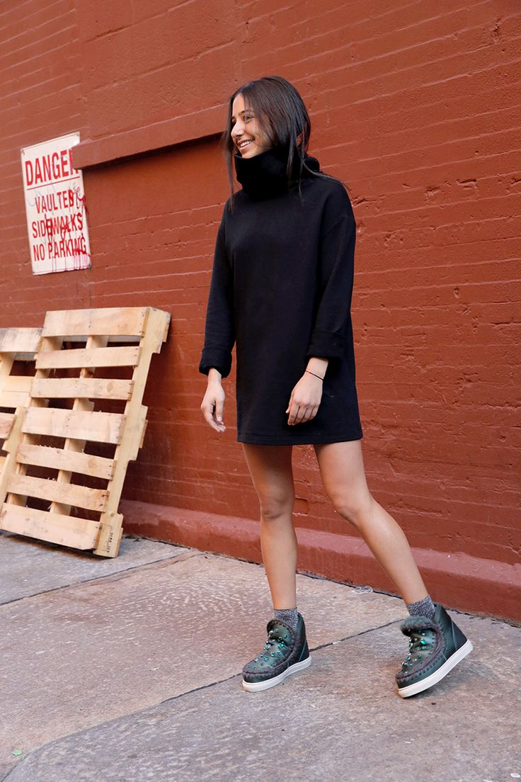 The Boots That Are Moonwalking Back into Your Life - Man Repeller   Mou boots, Reformation dress