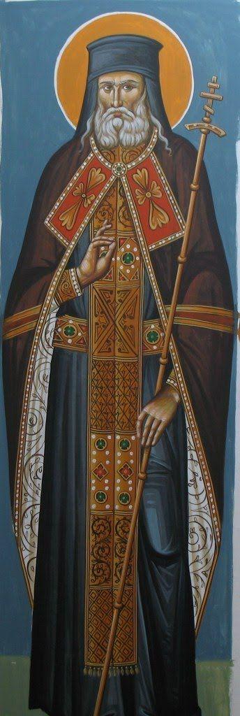 Byzantine icons and church murals. _St Luca the Doctor- Dimitrios Skourtelis Δημήτριος Σκουρτέλης ο ' Αγιος Λουκάς ο Ιατρός